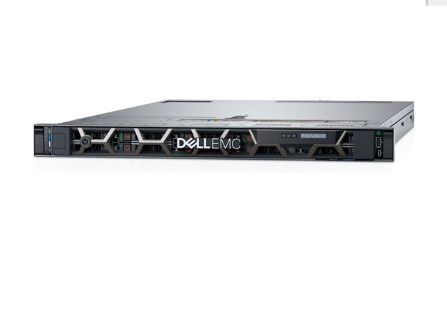 Сервер Dell PowerEdge R640 1x4214 1x16Gb 2RRD x8 1x1.2Tb 10K 2.5