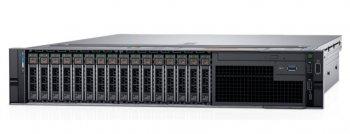 Сервер Dell PowerEdge R740 2x5217 2x16Gb x16 1x1.2Tb 10K 2.5