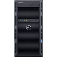 Сервер Dell PowerEdge T130 1xE3-1270v6 1x8Gb 2RUD x4 3.5