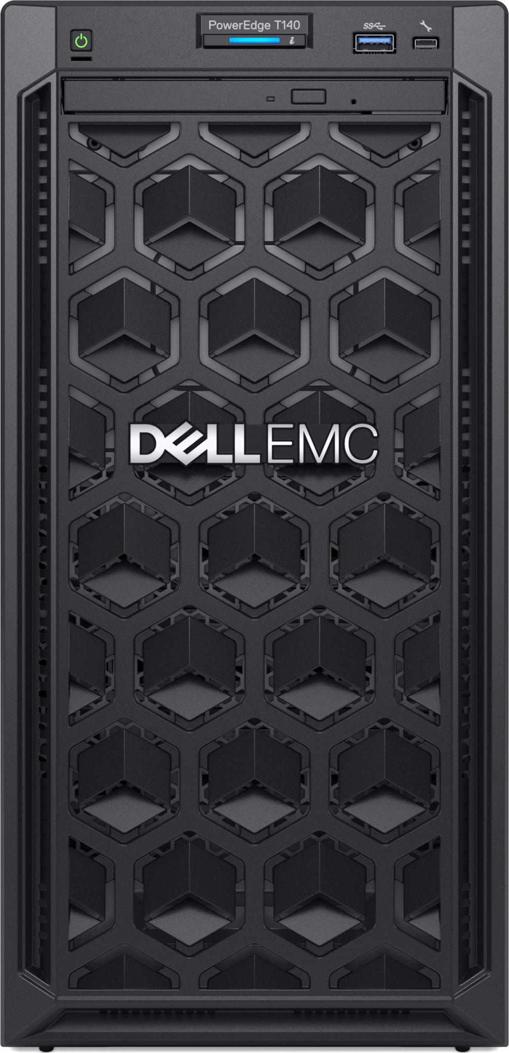 Сервер Dell PowerEdge T140 1xE-2224 1x16GbUD x4 1x1Tb 7.2K 3.5