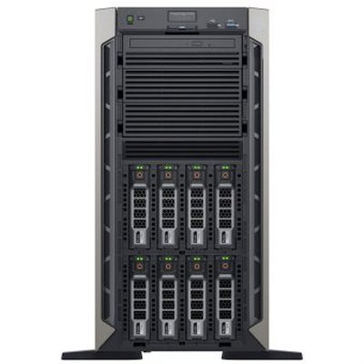 Сервер Dell PowerEdge T440 1x4108 2x16Gb x16 2.5