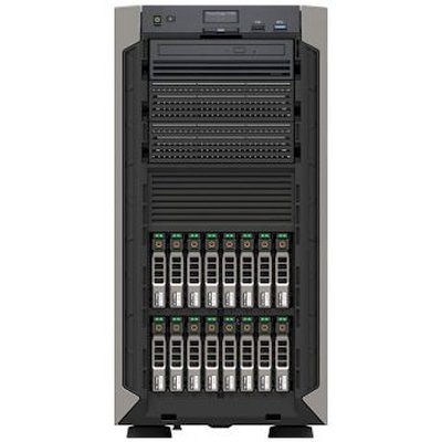 Сервер Dell PowerEdge T440 2x5215 2x16Gb x8 1x1Tb 7.2K 3.5