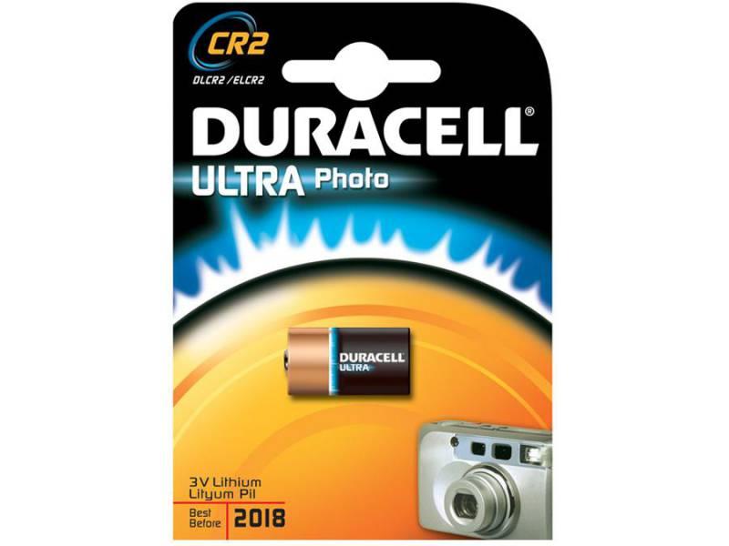 Батарейка Duracell DLCR2 BI Ultra