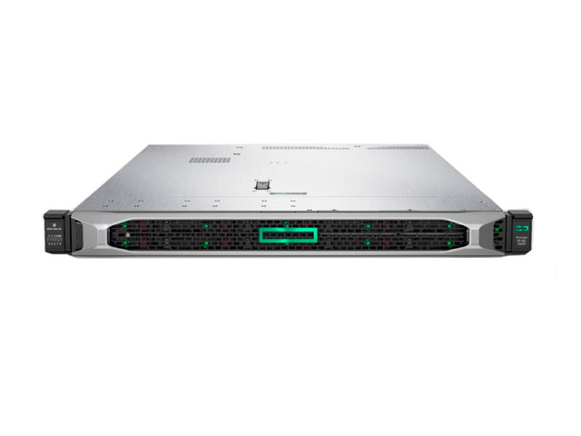 Сервер HPE ProLiant DL360 Gen10 1x4210 1x16Gb P408i-a 1G 4P 1x500W 8SFF (P19779-B21)