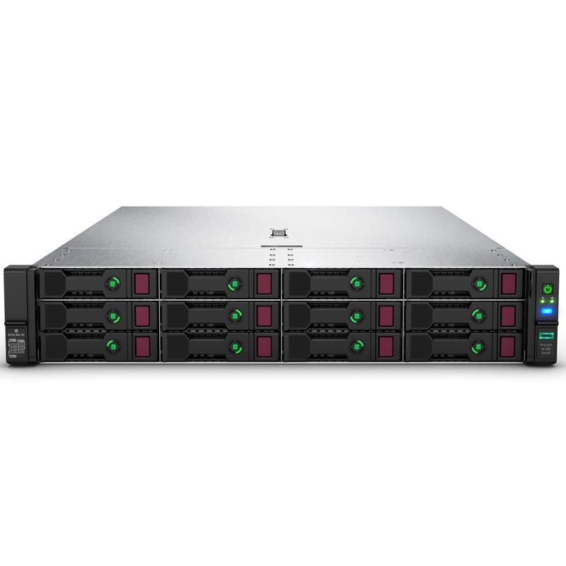 Сервер HPE ProLiant DL380 Gen10 1x4110 1x16Gb 8SFF P408i-a 1G 4P 1x500W (P06420-B21)