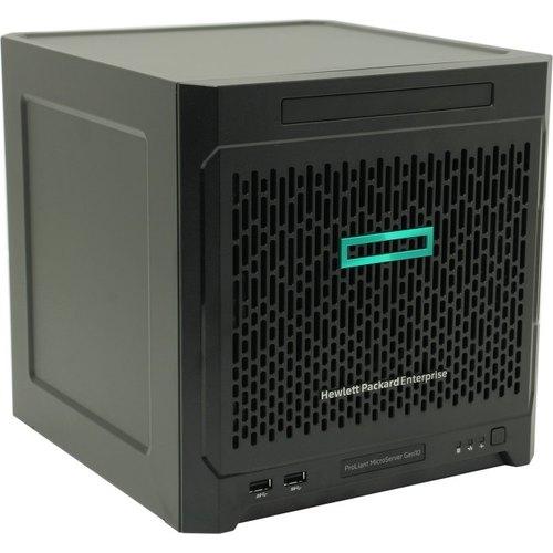 Сервер HPE ProLiant MicroServer Gen10 1xX3216 1x8Gb x4 3.5
