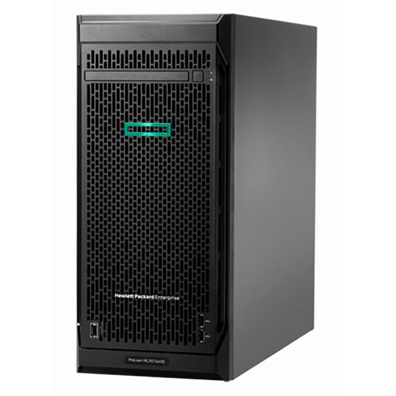 Сервер HPE ProLiant ML110 Gen10 1x3104 1x8Gb x4 3.5