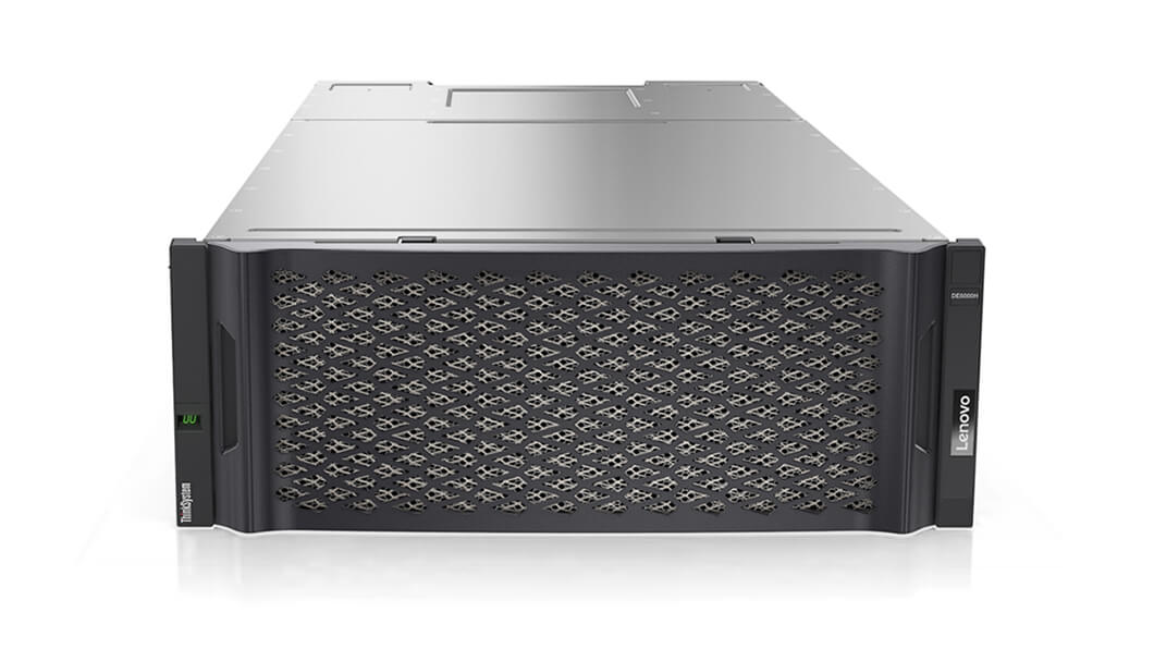 Система хранения Lenovo ThinkSystem DE4000H FC Hybrid Flash Array 2U24 SFF (7Y75A002WW)