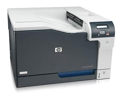 Принтер лазерный HP Color LaserJet Pro CP5225DN (CE712A)