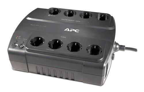 ИБП APC Back-UPS ES BE550G-RS 330Вт 550ВА черный
