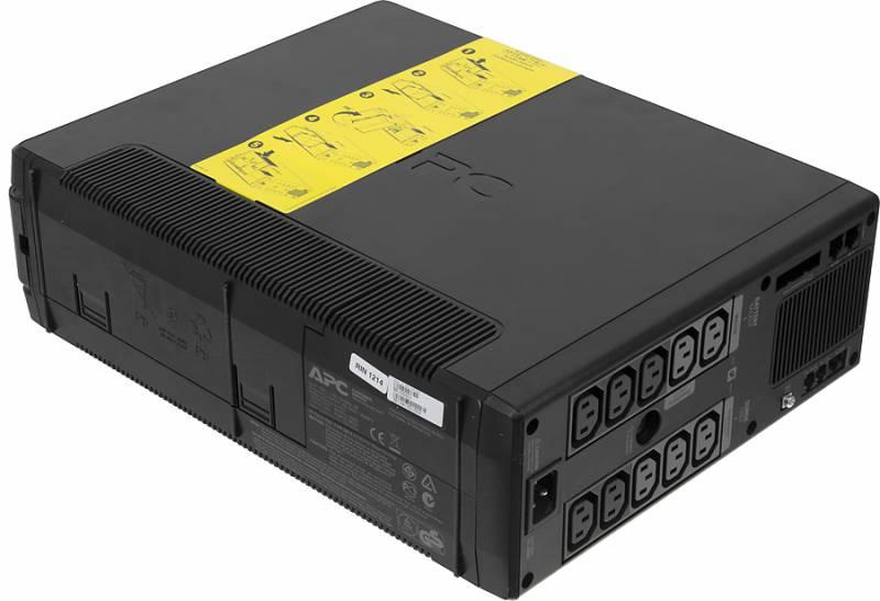 ИБП APC Back-UPS Pro BR1500GI 865Вт 1500ВА черный