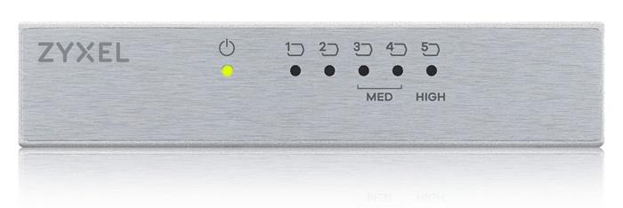 Коммутатор Zyxel GS-105BV3-EU0101F 5G неуправляемый