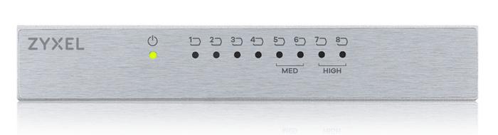 Коммутатор Zyxel GS-108BV3-EU0101F 8G неуправляемый