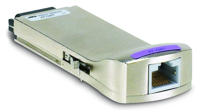 Трансивер Allied Telesis AT-SPBD10-13 10Km Bi-Directional GbE SMF SFP 1310Tx/1490Rx Hot Swappable