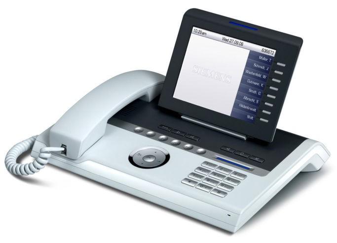 Телефон IP Unify OpenStage 60 T белый (L30250-F600-C112)