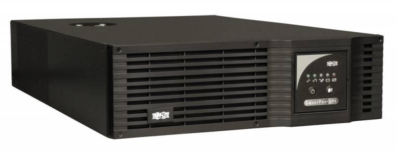 ИБП Tripplite SmartPro SMX5000XLRT3U 3750Вт 5000ВА черный