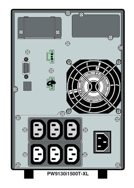 Аккумулятор для ИБП Eaton Powerware 9130 PW9130 1500 VA