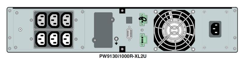 Аккумулятор для ИБП Eaton Powerware 9130 PW9130 1000 VA RM