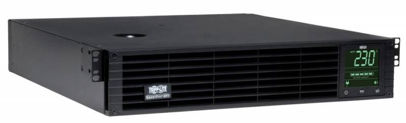 ИБП Tripplite SmartPro SMX1500XLRT2U 1350Вт 1500ВА черный