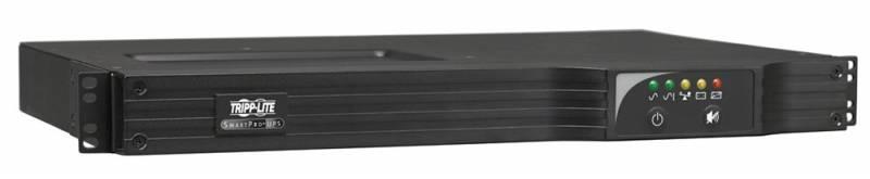 ИБП Tripplite SmartPro SMX500RT1U 300Вт 500ВА черный