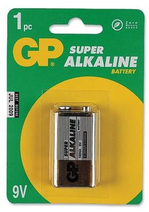 Батарейка GP 1604S(6F22)-B