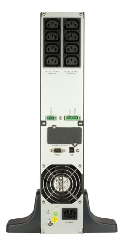 ИБП Ippon Innova RT 1500 1350Вт 1500ВА черный