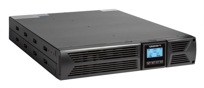 ИБП Ippon Innova RT 3000 2700Вт 3000ВА черный