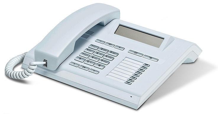 Системный телефон Unify OpenStage 15 T голубой