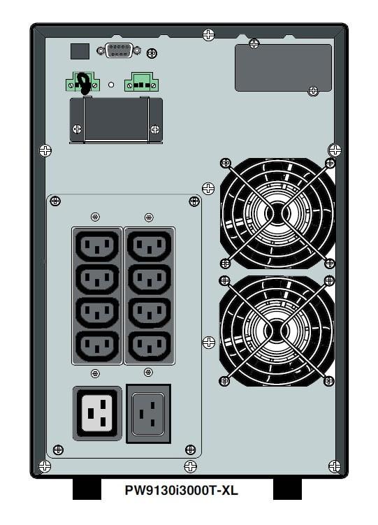 Аккумулятор для ИБП Eaton Powerware 9130 PW9130 2000/3000 VA