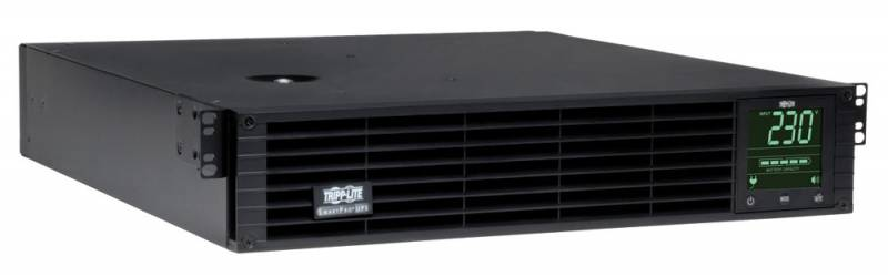 ИБП Tripplite SmartPro SMX2200XLRT2U 1920Вт 2200ВА черный