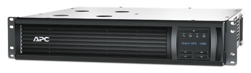 ИБП APC Smart-UPS SMT1500RMI2U 1000Вт 1500ВА черный
