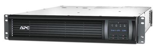 ИБП APC Smart-UPS SMT2200RMI2U 1980Вт 2200ВА черный