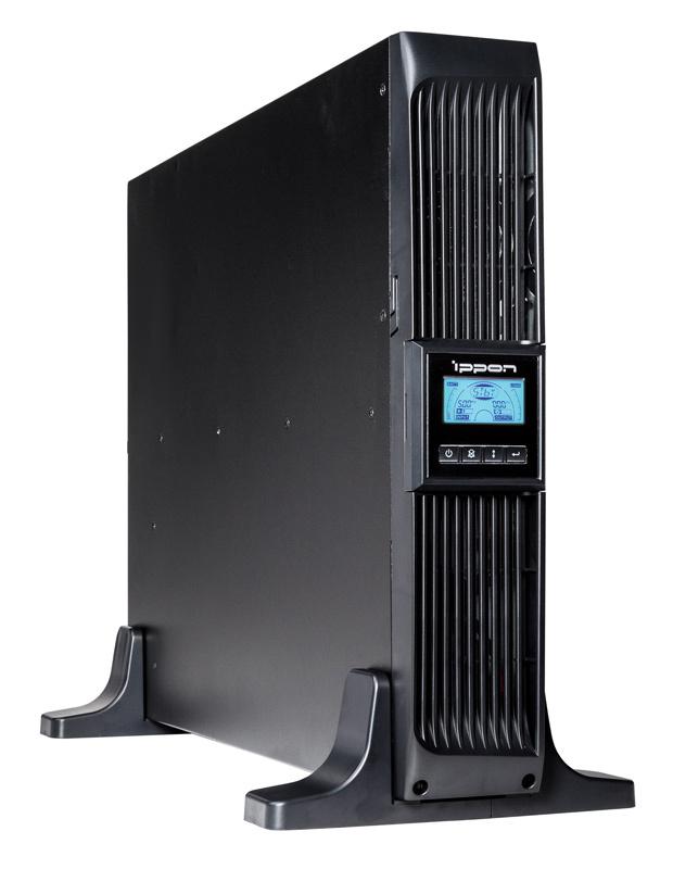 ИБП Ippon Smart Winner 2000 NEW 1800Вт 2000ВА черный