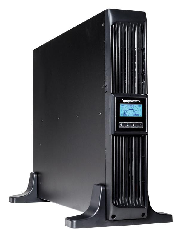 ИБП Ippon Smart Winner 3000 NEW 2700Вт 3000ВА черный