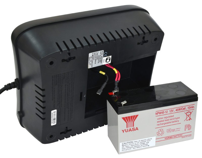 ИБП Powercom SPD-1000U 550W