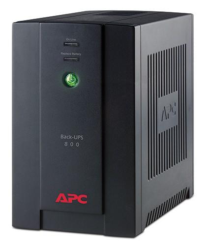 ИБП APC Back-UPS BX800CI-RS 480Вт 800ВА черный