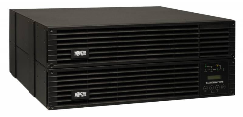 ИБП Tripplite SmartOnline SU6000RT4UHVG 5400Вт 6000ВА черный