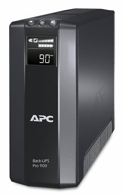 ИБП APC Back-UPS Pro BR900G-RS 540Вт 900ВА черный
