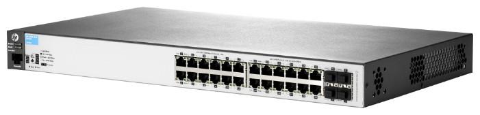Коммутатор HPE Aruba 2530 J9776A 24G 4SFP