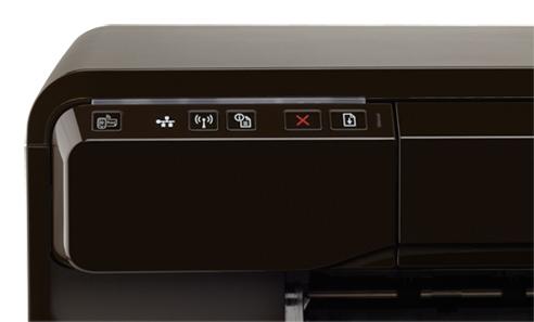 Принтер струйный HP OfficeJet 7110 WF (CR768A)