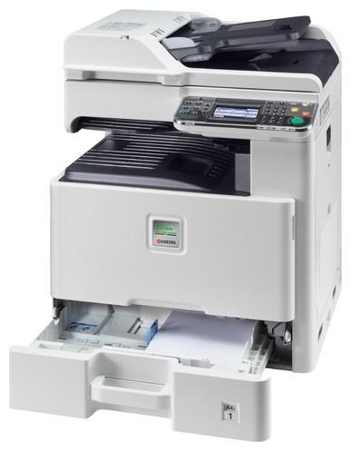 МФУ лазерный Kyocera FS-C8525MFP