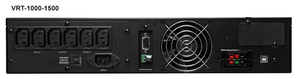 ИБП Powercom VRT-1500XL