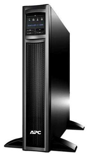 ИБП APC Smart-UPS X SMX750I 600Вт 750ВА черный