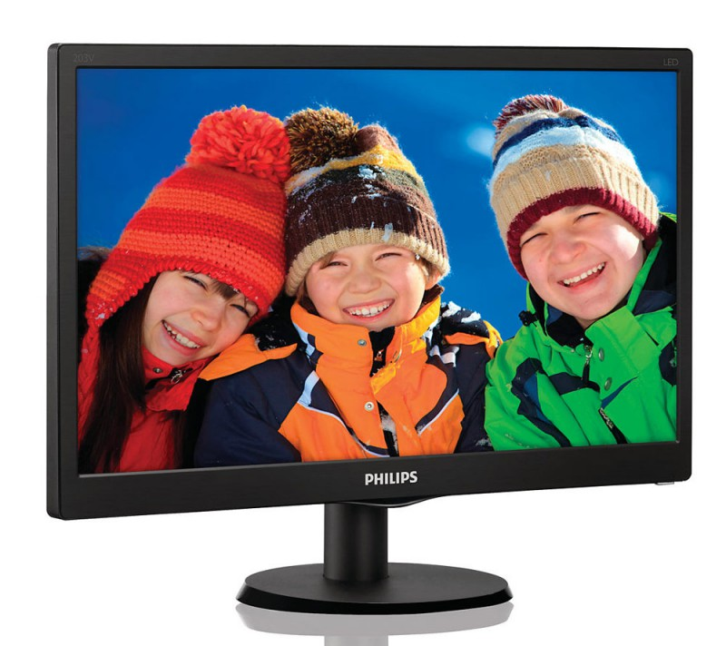 "Монитор 19.5"" PHILIPS 203V5LSB26"