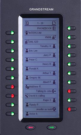 Модуль расширения Grandstream GXP-2200EXT