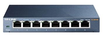 Коммутатор TP-Link TL-SG108 8G неуправляемый