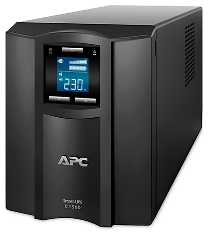 ИБП APC Smart-UPS C SMC1500I 1500VA