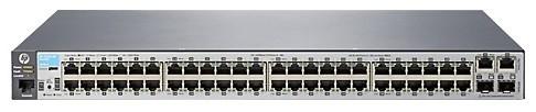 Коммутатор HPE Aruba 2530 J9781A 48x100Mb 2G 2SFP