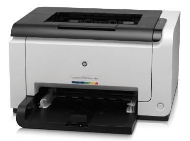 Принтер лазерный HP Color LaserJet Pro CP1025nw (CE918A) (CE918A)