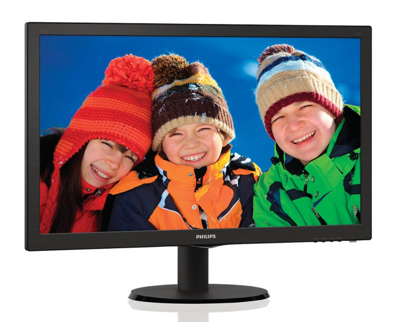 "Монитор 21.5"" PHILIPS 223V5LSB2"